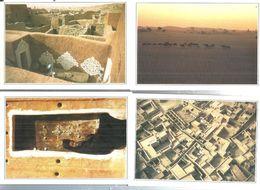 MAURITANIA-N.4-CARTOLINE VARI LUOGHI E VEDUTE-FG-N.4538 - Mauritania
