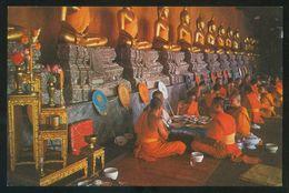 Thailandia. Bangkok. Wad Phra Jetuphon. *Many Buddhists...* Ed. Thai Silpa Nº 466. Nueva. - Budismo