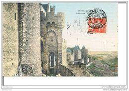 11 CARCASSONNE LA CITE  CPA BON ETAT - Carcassonne