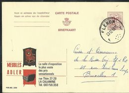 Publibel Obl. N° 2200 ( Meubles ADLER - La Calamine)  Obl.  Fléron 23/12/68 - Publibels