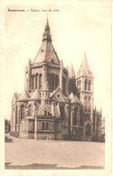 Péruwelz - CPA - Bonsecours - Eglise - Vue De Côté - Péruwelz