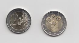 @Y@    Letland  2  Euro  2018  Commemorative - Letland