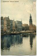 CPA - Carte Postale - Pays-Bas - Amsterdam - Binnen Amstel - 1910 (CP939) - Amsterdam