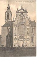Scherpenheuvel-Zichem - CPA - Averbode - La Façade De L'Eglise - Scherpenheuvel-Zichem