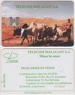 127/ Madagascar; P6. Zebus, CN C58152144 - Madagascar