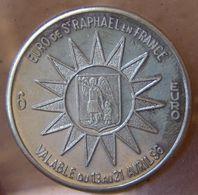 France 6 Euro De Saint-Raphael 1996 300 Jours De Soleil - Euros Of The Cities