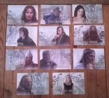 Lot De 11 Cartes Postales SEIGNEUR DES ANNEAUX / LORD OF THE RINGS - Contes, Fables & Légendes