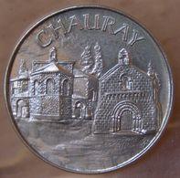 France 2 Euro De Chauray 1998 - Euros Of The Cities