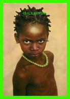 ENFANTS - PETITE FILLE DE BAMAKO, MALI - ÉCRITE EN 1981 - - Portraits