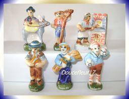 Métiers Banette Grand Modèle .. Série Complète... Ref AFF : 21-1996. (pan 008) - Characters