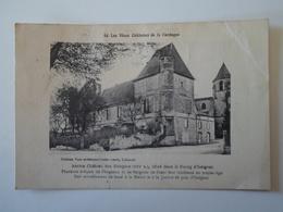 DORDOGNE   Les Vieux Château De La Dordogne   Ancien Château Des Evêques Situé Dans Le Bourg D'Issigeac - France
