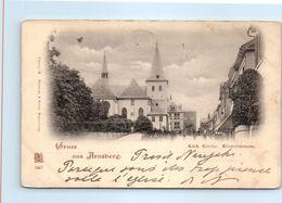 ALLEMAGNE -- ARNSBERG - Arnsberg