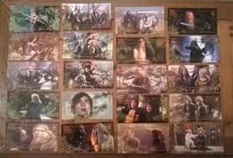 Lot De 20 Cartes Postales SEIGNEUR DES ANNEAUX / LORD OF THE RINGS / Efko /newline Cinema - Contes, Fables & Légendes