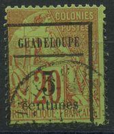 Guadeloupe (1884) N 3 (o) - Oblitérés