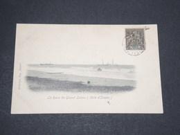 CÔTE D 'IVOIRE - Carte Postale - La Rade Du Grand Lahou, Voyagé En 1905 - L 13909 - Côte-d'Ivoire