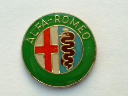 PIN'S ALFA ROMEO - LOGO - Alfa Romeo