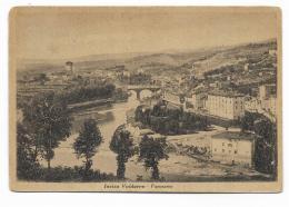 INCISA VALDARNO - PANORAMA - VIAGGIATA FG - Firenze