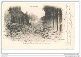 MARTINIQUE  BENEDICTION DES CADAVRES SOUS LES DECOMBRES CPA BON ETAT - Fort De France