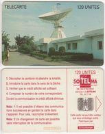 154/ Mali; P18. Earth Satellite - Mali
