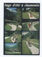 74-CHAMONIX --LUGE D'ÉTÉ  -(SCAN RECTO VERSO)-A9 - Chamonix-Mont-Blanc