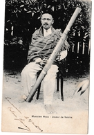 Musicien Hova - Joueur De Valcha - Madagascar 1903 - Musique - Madagascar