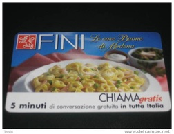 CHIAMAGRATIS GOLDEN 360 - FINI TORTELLINI - MASTER NUOVA - Italia