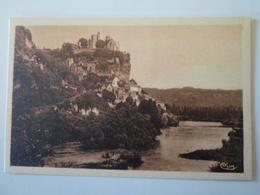 DORDOGNE  Beynac Et La Dordogne Vue à L'Ouest - France