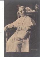 CPA PRECURSEUR PAPE PIE X (GIUSEPPE-MELCHIORE SARTO 1835-1914) - ECRITE à L' AUMÔNIER DES URSULINES De CORBIGNY - NIEVRE - Popes