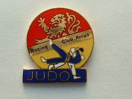 PIN'S JUDO CLUB ARRAS - VERSION EMAIL - Judo
