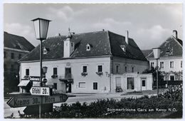 AUTRICHE : GARS AM KAMP - SOMMERFRISCHE - Gars Am Kamp