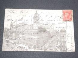 ETATS UNIS - Carte Postale De New York , L 'Hippodrome  , Voyagé En 1907 - L 13925 - New York City