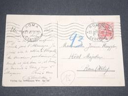 ALLEMAGNE - Oblitération De Köln Sur Carte Postale Pour Rome En 1913 - L 13926 - Germany