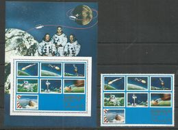 SOMALIA - MNH - Space - Spaceships - Space