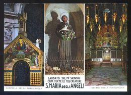 Italia. *S. Maria Degli Angeli* Nueva. - Iglesias Y Las Madonnas