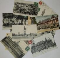 LOT De 20 Cartes Du Département 59 - France