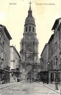 [DC11708] CPA - FRANCIA - BOURG - EGLISE NOTRE DAME - Non Viaggiata - Old Postcard - Bourg-en-Bresse