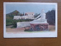 Griekenland - Greece / Corfou, Achilleion (Villa Imperiale) --> Unwritten - Grèce