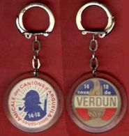 ** PORTE - CLEFS  VERDUN  1914 -18 ** - 1914-18