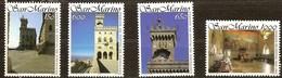 Saint-Marin San Marino  1994  Yvertn° 1375-1378 *** MNH Cote 3,75 Euro - Saint-Marin