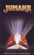 Télécarte Japon 110-011 - JUMANJI (4143) Film Cinéma - Movie Japan Phonecard - Kino Telefonkarte - Film