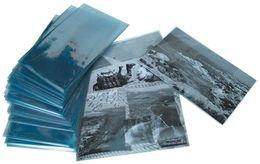 BUSTINE K211 X CARTOLINE FORMATO 15,5 X 11,5 Spessore 10my - Confenzione Da 100 Pezzi - ART. 211/KG10 - Materiali