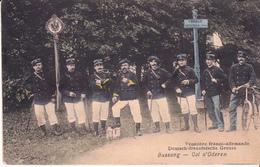 Frontière Franco-Allemande - Bussang - Col D'Oderen - Col De Bussang