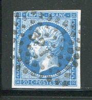 Y&T N°14A- Ambulant B P1° - 1853-1860 Napoleone III