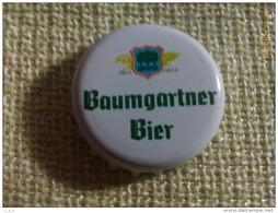 Chapa Kronkorken Cap Tappi Cerveza Baumgartner Bier. Austria - Birra