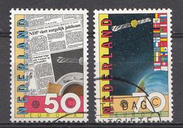 Pays-Bas 1983  Mi.nr: 1232-1233 Europa  Oblitérés / Used / Gestempeld - Periode 1980-... (Beatrix)