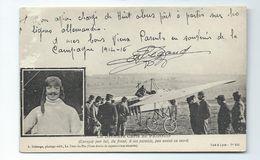 Aviateur PEGOUD Campagne 1914 - 1915 - Vente Directe - Guerre 1914-18