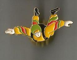 Pin's Parachutiste - Parachutting