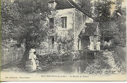 MAUPERTHUIS  Le Moulin De Bréard  (animation) - Frankreich