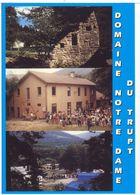 CPSM  Badonviller  Bionville Domaine Notre Dame Du Trupt - Other Municipalities