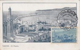 Tanger - El Puerto - Carte Maximum - Maximumkarten
